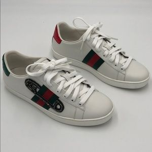 Authentic Used Gucci Sneakers